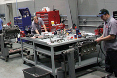 EPS Engine Remanufacturing Process