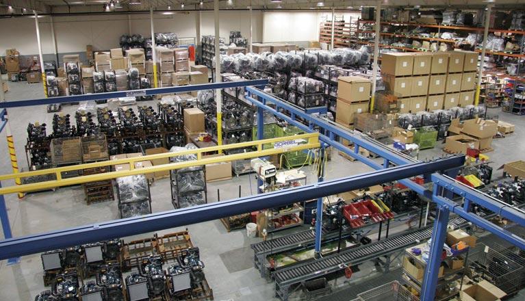 EPS Generator Assemble Line