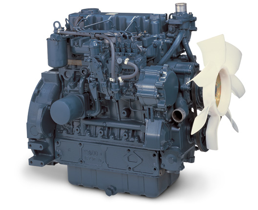 New & Remanufactured Industrial Engines