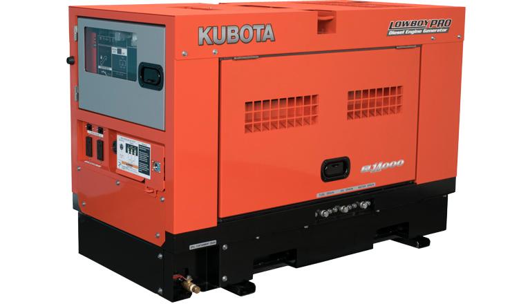 Kubota GL 14000 Pro Generator