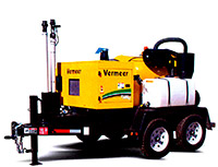 Vacuum Excavation System