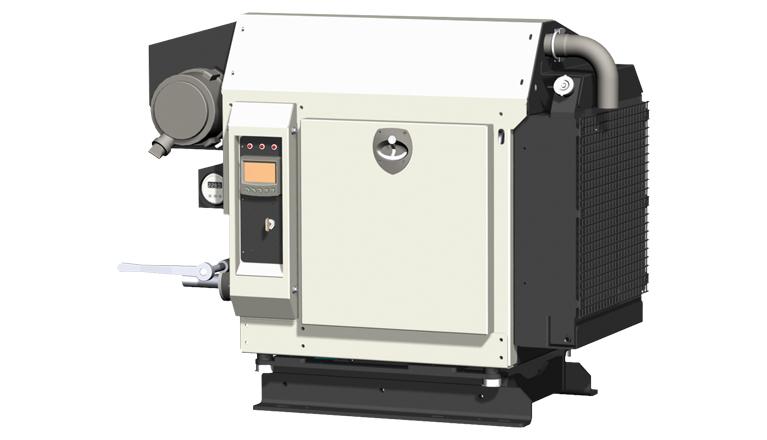 EPS Tier 4 Final Diesel Chipper Unit