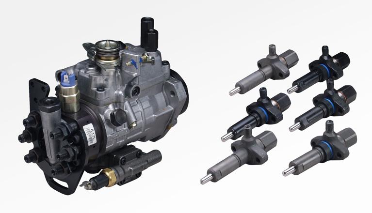 Fuel Pumps and Injectors
