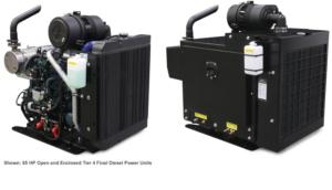 EPS Tier 4 Final Diesel Power Units