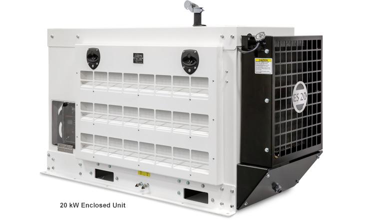 EPS 20kW Standby Generator
